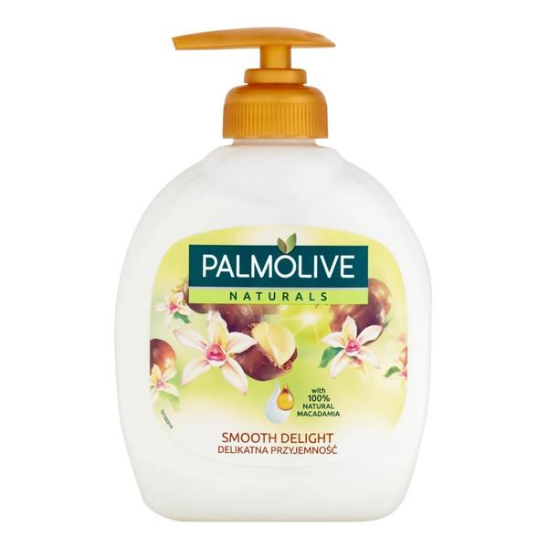 Palmolive Naturals Delikatna przyjemność Mydło w płynie do rąk 300ml