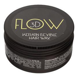 Elastyczny wosk do włosów z keratyną