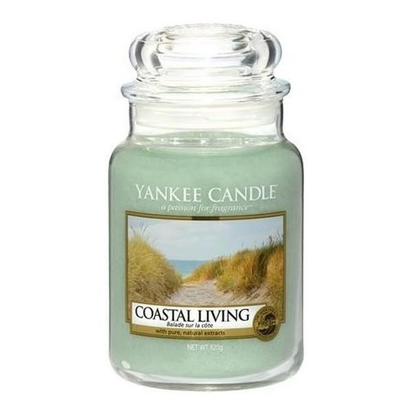 Yankee Candle Large Jar Duża świeczka zapachowa Coastal Living 623g