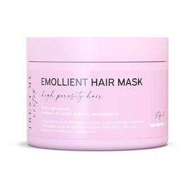 Emolientowa maska do włosów niskoporowatych