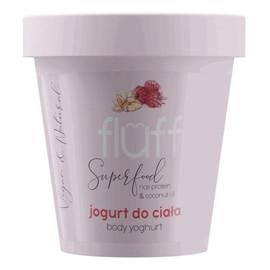 Jogurt do ciała maliny z migdałami