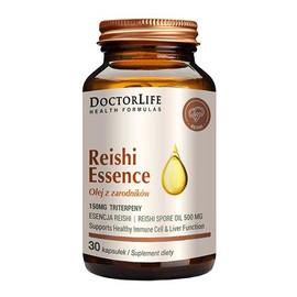 Reishi essence olej z zarodników suplement diety 30 kapsułek