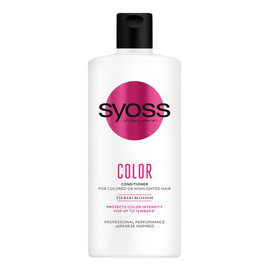Color conditioner odżywka do włosów farbowanych i rozjaśnianych