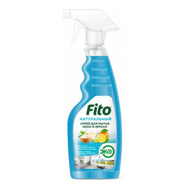Naturalny spray do mycia szyb i luster