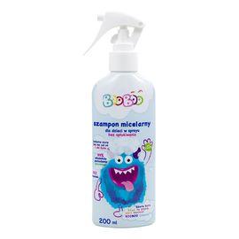 Szampon micelarny dla dzieci w sprayu bez spłukiwania