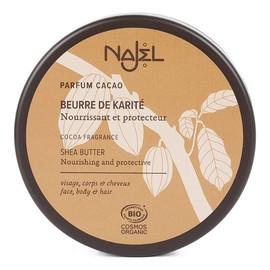 Masło shea o zapachu kakaowca
