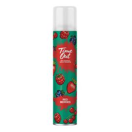 Suchy szampon do włosów red berries