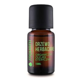 Organiczny olejek eteryczny z drzewa herbacianego