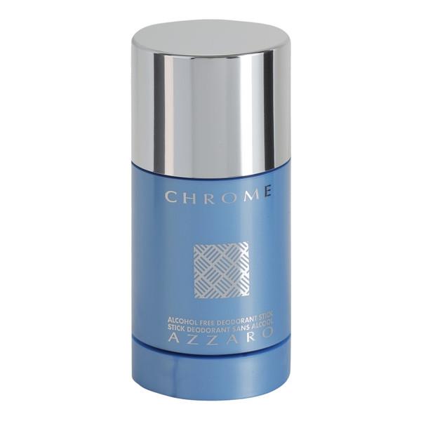 Azzaro Chrome Dezodorant w sztyfcie dla mężczyzn 75ml