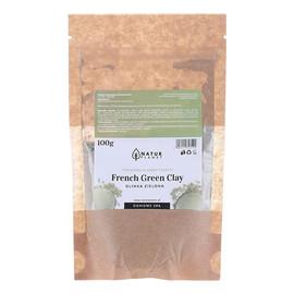 Glinka oryginalna francuska zielona