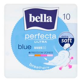 Podpaski higieniczne Ultra Blue 10 sztuk