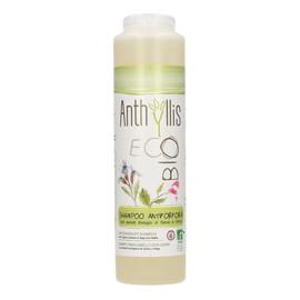 bardzo delikatny szampon przeciwłupieżowy z wyciągiem z szałwii i pokrzywy