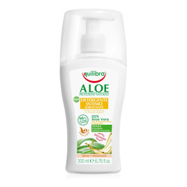 nawilżający żel do higieny intymnej Aloe Vera