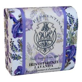 Mydło do ciała iris of florence & lavender