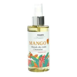 Mango Ujędrniający Olejek Do Ciała i Masażu