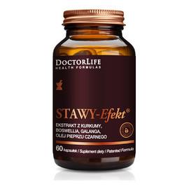 Stawy-efekt suplement diety 60 kapsułek