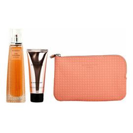 Zestaw woda perfumowana spray 75ml + balsam do ciała 75ml + kosmetyczka
