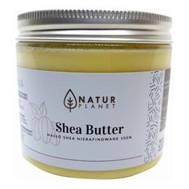 Nierafinowane Masło Shea do ciała