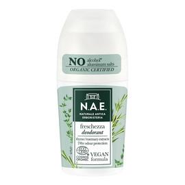 Freschezza Deodorant dezodorant w kulce z ekstraktem z rozmarynu i liści organicznego tymianku
