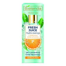 nawilżająca hydro-esencja do pielęgnacji twarzy Pomarańcza