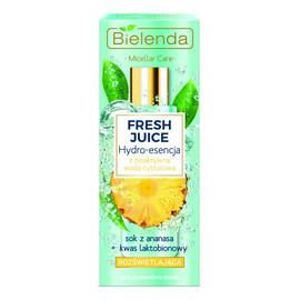 Rozświetlająca hydro-esencja do pielęgnacji twarzy Ananas