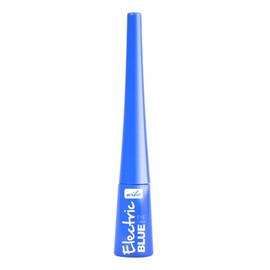 Kobaltowy eyeliner w płynie