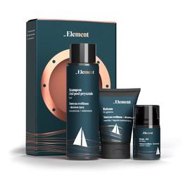 Men Zestaw prezentowy (krem-żel 50ml+balsam po goleniu 125ml+żel 2w1 400ml)