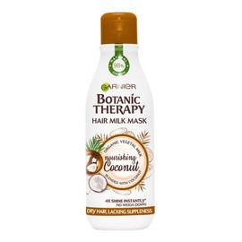 Botanic therapy hair milk mask maska do włosów szorstkich i suchych nourishing coconut