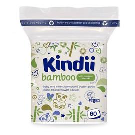 Bamboo Bambusowe Płatki kosmetyczne dla dzieci i niemowląt 1op.-60szt