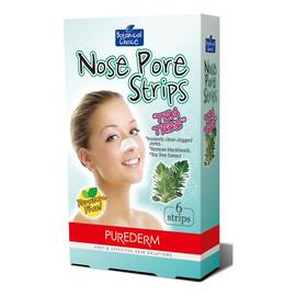 Pore Strips Tea Tree oczyszczające plastry na nos 6 sztuk