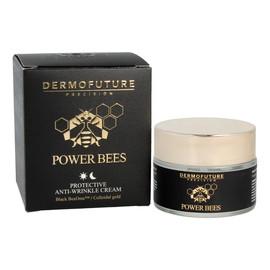Power Bees Krem ochronny przeciwzmarszczkowy na dzień i noc