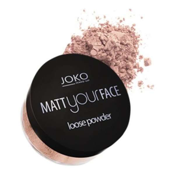 Joko Matt Your Face Powder Matujący puder sypki 23g