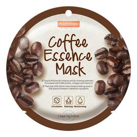 Coffee essence mask maseczka w płacie kawa
