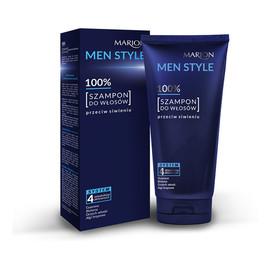 100% szampon do włosów przeciw siwieniu