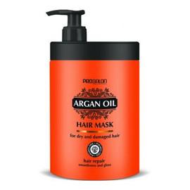 Argan oil, maska do włosów z olejkiem arganowym