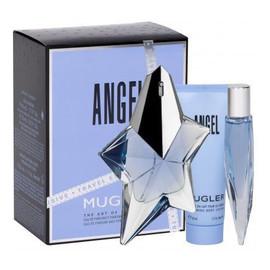 Zestaw woda perfumowana spray 50ml + miniatura wody perfumowanej 10ml + mleczko do ciała 50ml