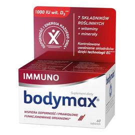 Immuno witaminy i minerały suplement diety 60 tabletek