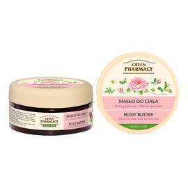 Masło Do Ciała Róża Piżmowa i Zielona Herbata