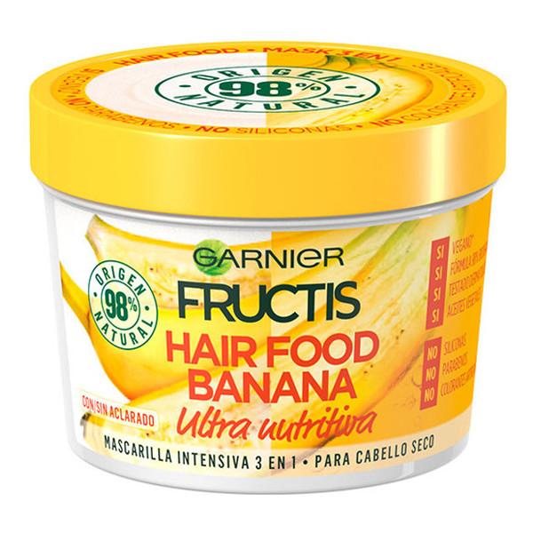 Garnier Fructis Maska do włosów HairFood Banana 390ml