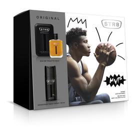 Zestaw prezentowy (dezodorant spray 150ml+woda toaletowa 50ml)