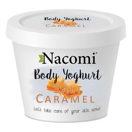 Jogurt do ciała o zapachu słonego karmelu