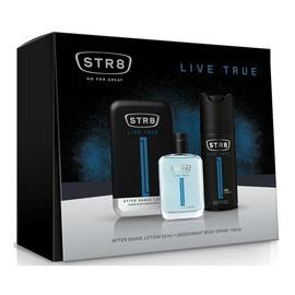 zestaw prezentowy (woda po goleniu 50ml + dezodorant spray 150ml)