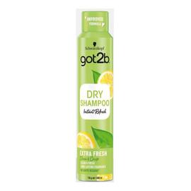 suchy szampon do włosów Extra Fresh