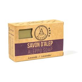 Aleppo Soap Mydło naturalne 8% Lawenda