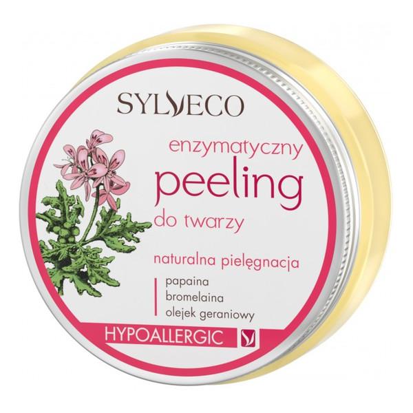 Sylveco Enzymatyczny peeling do twarzy 75ml