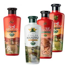 Zestaw 3 x wcierka i szampon na porost i wypadanie włosów 4x250ml