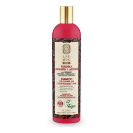 Colour Protection & Shine Szampon do włosów farbowanych