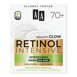 70+ intensywny krem na noc Odbudowa + Odżywienie Matrixyl Power & Green Caviar Bio
