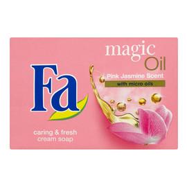 Kremowe mydło w kostce Pink Jasmine