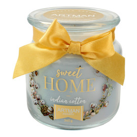 Świeca zapachowa Sweet Home słoik mały